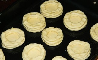 Волованы с сыром - фото шаг 7