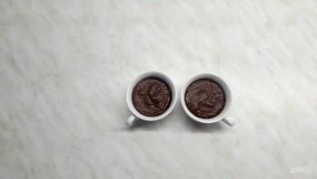 Шоколадный кекс за 3 минуты в микроволновке - фото шаг 3