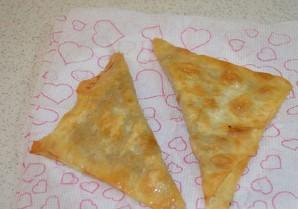 Пирожки из тонкого лаваша - фото шаг 2