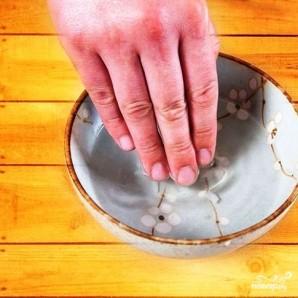 Суши с лососем - фото шаг 5