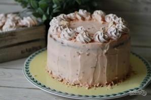 Торт на День Рождения своими руками - фото шаг 12