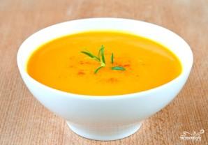 Постный тыквенный суп - фото шаг 6
