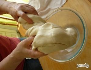 Тесто для лапши - фото шаг 4