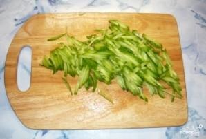 Салат по-гавайски - фото шаг 3