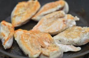 Курица со сливками в духовке   - фото шаг 2