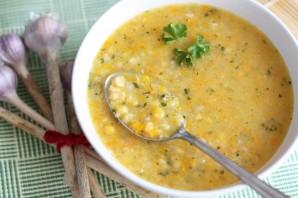 Гороховый суп на говяжьем бульоне - фото шаг 4