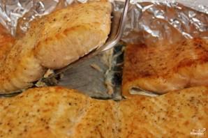 Стейк из лосося в духовке - фото шаг 2