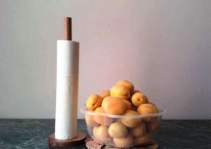 Варенье из абрикосов кусочками - фото шаг 1