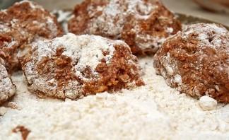 Гречаники с печенью - фото шаг 7