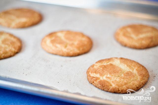 Печенье с мороженым - фото шаг 4
