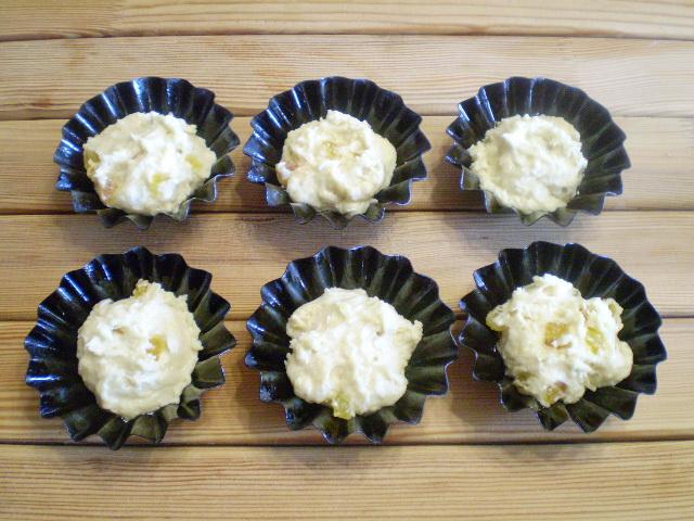 Вкусные кексики - фото шаг 7