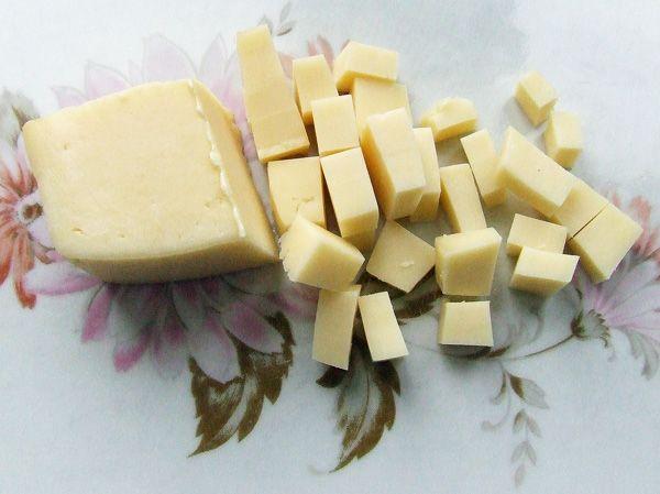 Профитроли с сыром - фото шаг 2