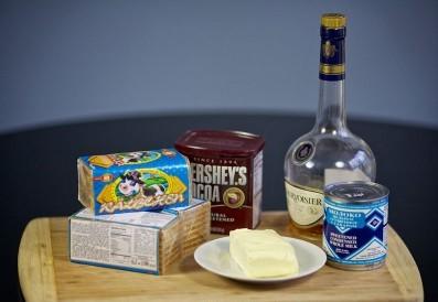 "Рецепт Десерт ""Картошка"""