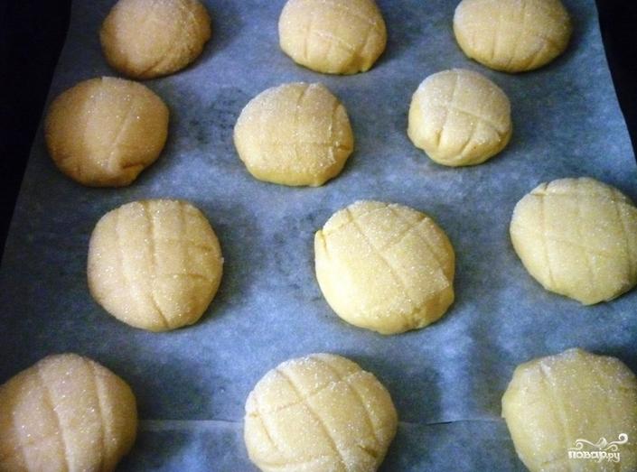 Воздушные булочки пошаговый рецепт