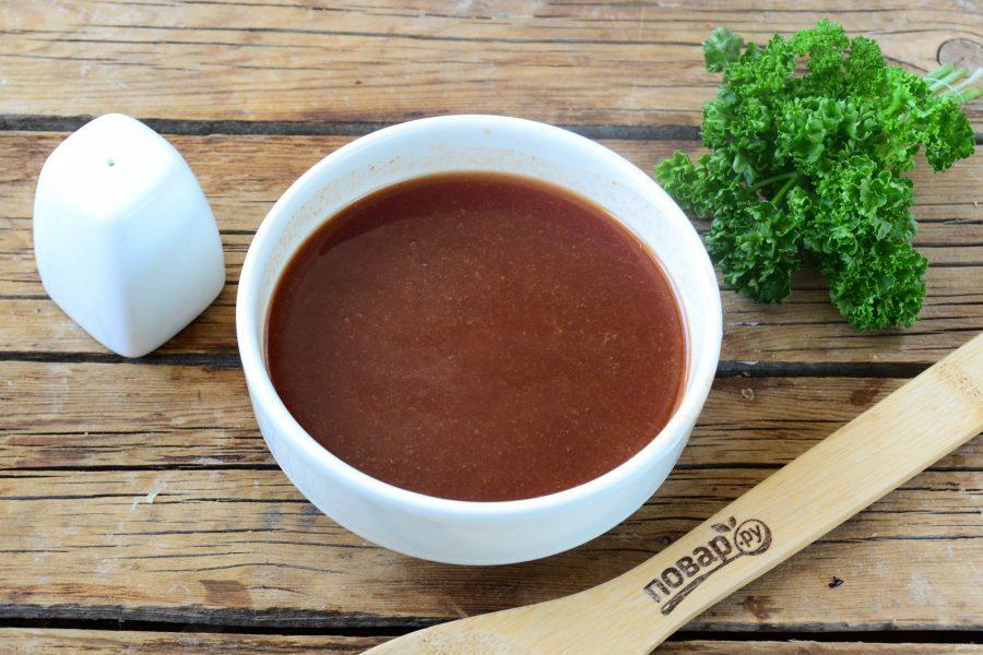 Рецепт мяса в кока коле