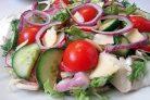 Новый вкусный салат