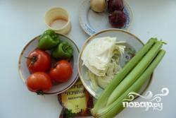 Рецепт Суп из сельдерея для похудения