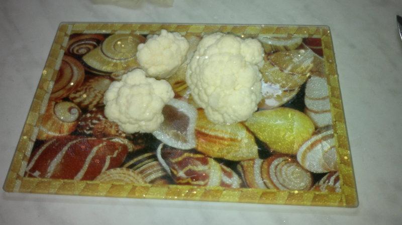 Рецепт Цветная капуста с яйцом в мультиварке