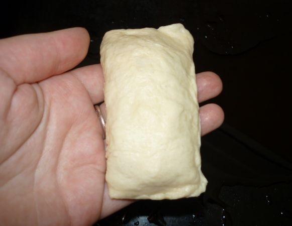 Пирожки с сыром - фото шаг 6