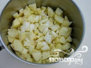 Пюре из яблок - фото шаг 2