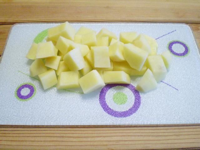 Рагу с фасолью - фото шаг 4