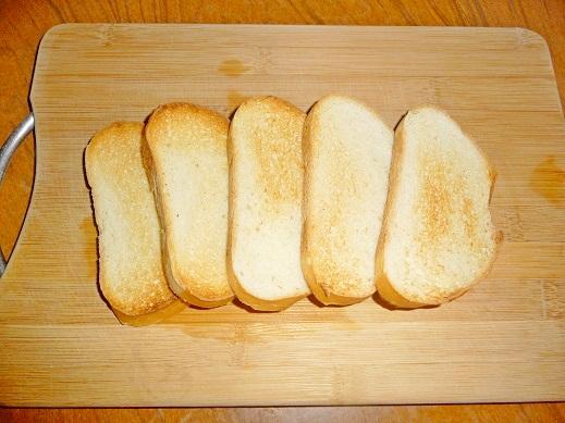 Бутерброды с икрой мойвы - фото шаг 4