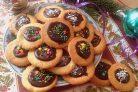 Тонкое лимонное печенье Вкус праздника