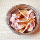Рецепт Острая закуска из свиных ушей