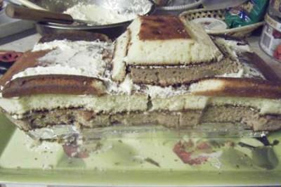 "Торт ""Машина"" - фото шаг 5"