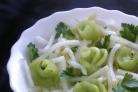 Салат из редьки с яблоком