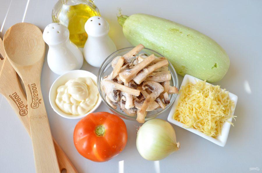 Кабачки лодочки с фаршем в духовке рецепт с фото пошаговый