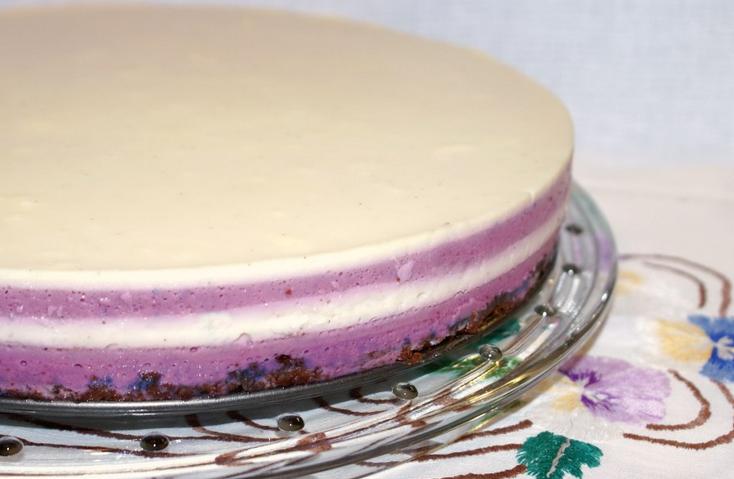 Смородиновый торт - фото шаг 6
