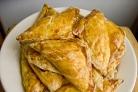Пирожки-треугольники с мясом