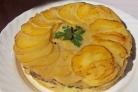 Картофельный пирог в духовке