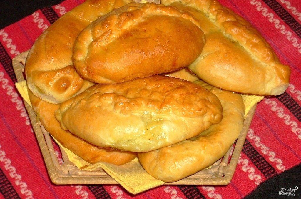 Рецепт Пирожки с луком