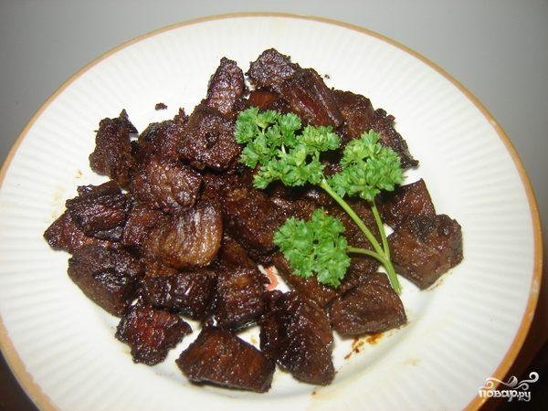 рецепт говядины на кости в мультиварке #10