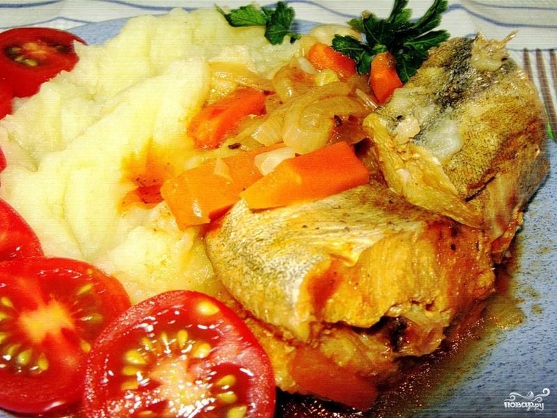 Рыба по-узбекски - фото шаг 6