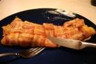 Бекон с сыром