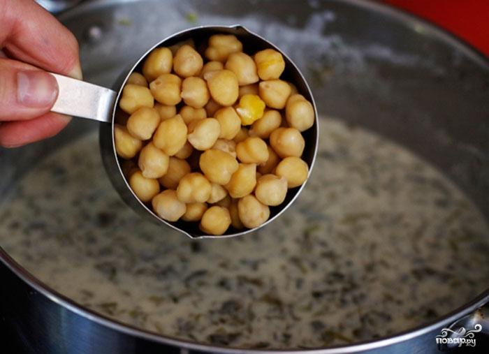Суп из йогурта с зеленью - фото шаг 4