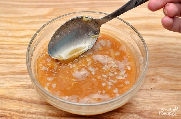 Как сделать соус пену