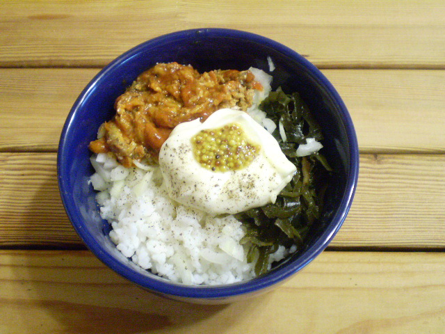 Салат к рыбе - фото шаг 5