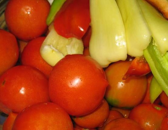 Ассорти из овощей - фото шаг 5