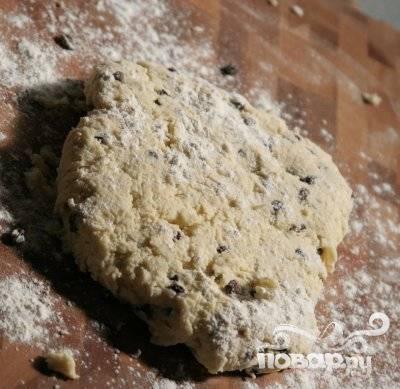 Смородиновые булочки - фото шаг 4