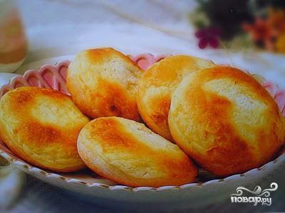 Рецепт Булочки Шанежки