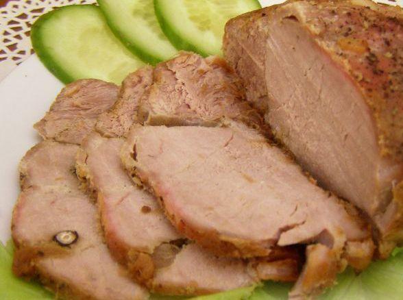 Мясо в духовке в фольге - фото шаг 6