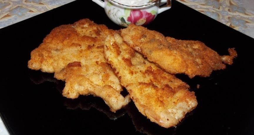 Свиные отбивные в духовке рецепт с фото пошагово в