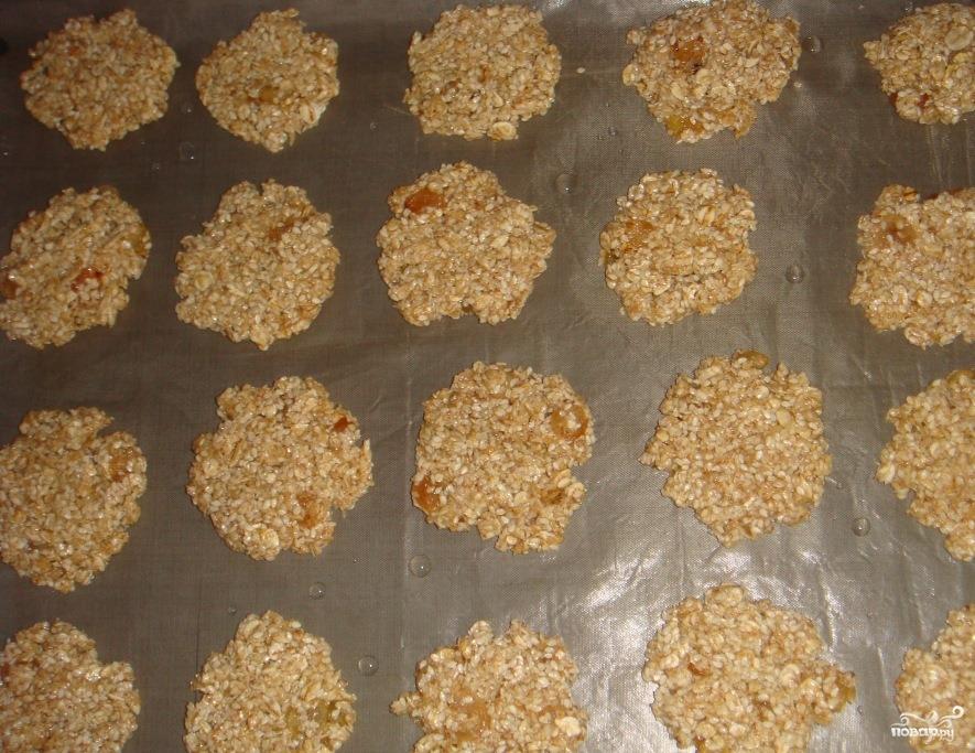 Печенье с грецким орехом - фото шаг 3