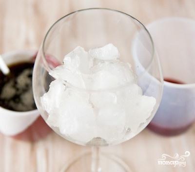 Коктейль с вишневым соком - фото шаг 1