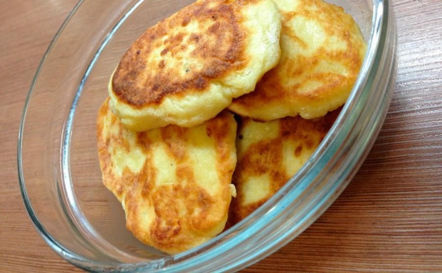 Что можно приготовить из остатков картофельного пюре