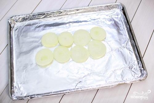 Запеченная курица с картошкой - фото шаг 6